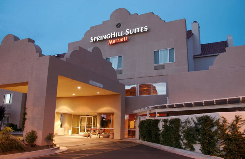 Exterior view of SpringHill Suites by Marriott- Prescott.