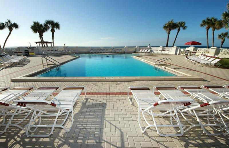 Rental pool at Alicia J. Hollis, Realtor.