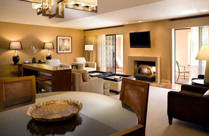 Chairman Suite at The Westin Mission Hills Resort & Spa.