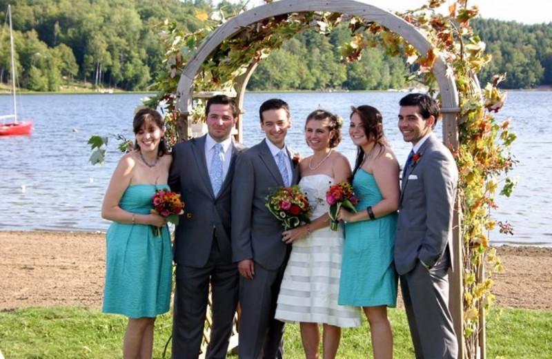 Weddings at Twin Pines Resort