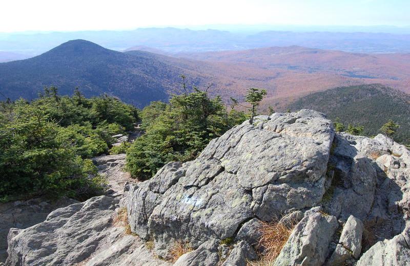 Mountains at GetAway Vacations.
