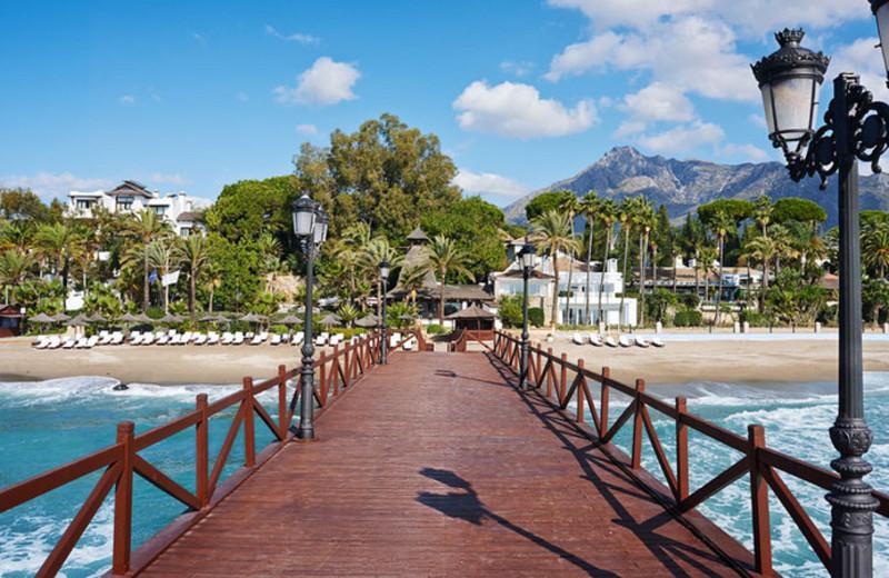 Beach at Marbella Club Hotel, Golf Resort & Spa.