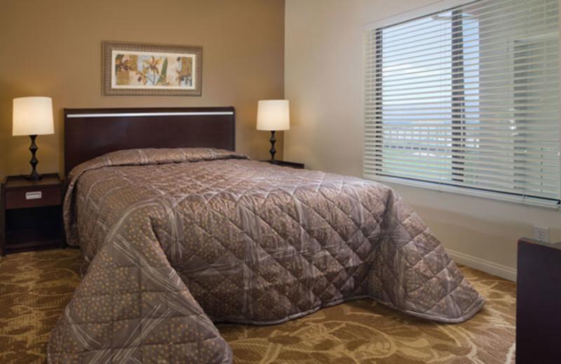 Guest room at Resort at Indio.