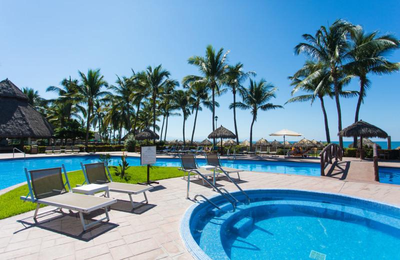 Rental pool at La Isla - Vallarta.