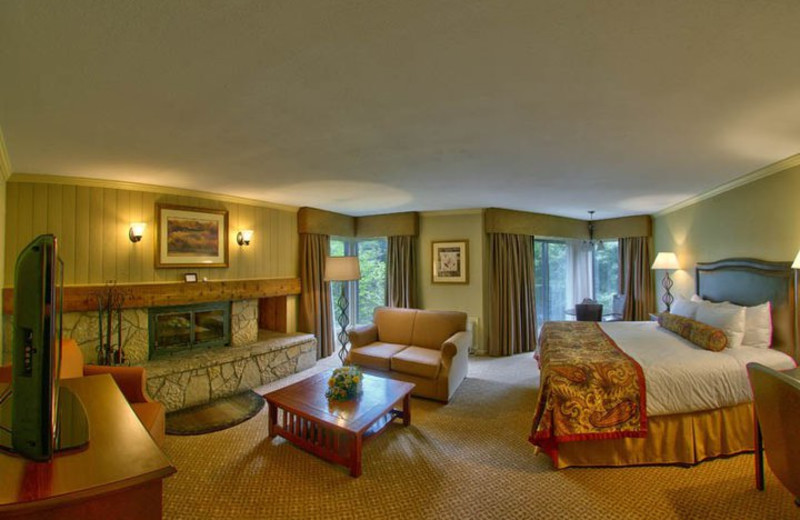 King Suite at  Eagle Ridge Resort