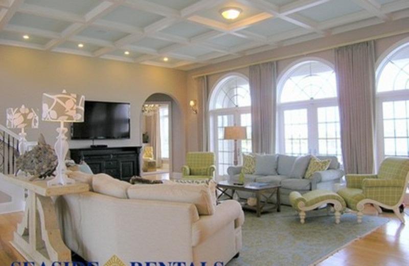 Interior View at Seaside Rentals