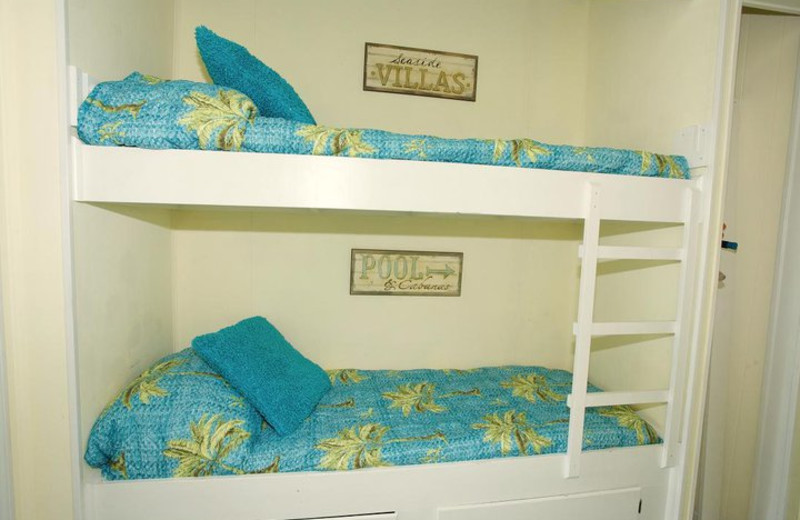 Kid Bunk Beds at Vacation Time