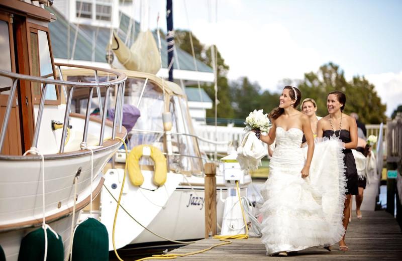 Weddings at Smithfield Station.
