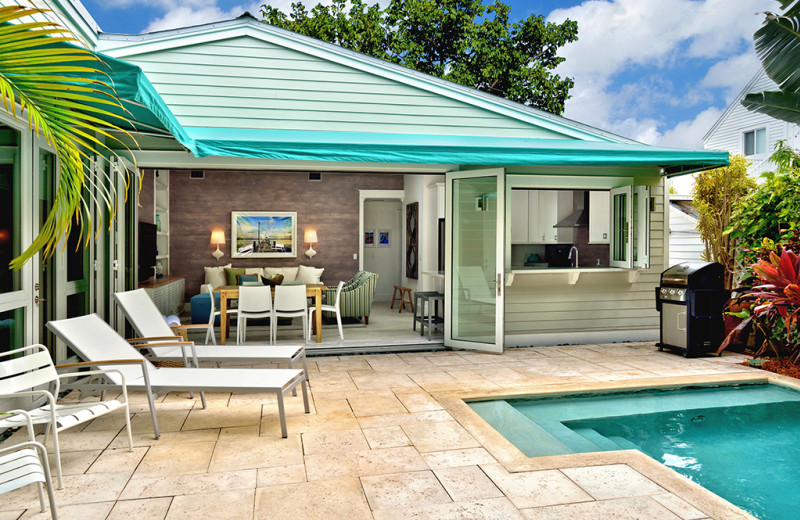 Rental exterior at Rent Key West Vacations.
