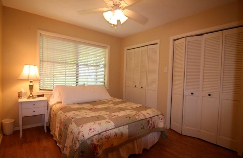Llano Vista #2 Bedroom with Queen