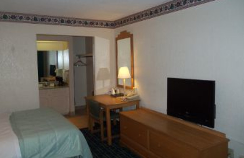 Guest Room at Travelodge Ruidoso