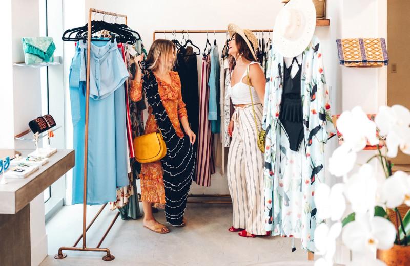 Shops at Eden Roc Miami Beach.