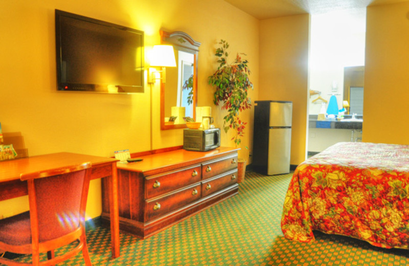 Guest Suite at the Lonestar Inn & Suites