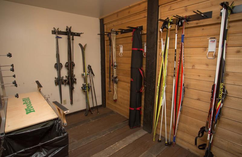 Ski at Cristiana Guesthaus.
