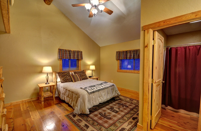 The Ridgetop Retreat has 3 bedrooms and an additional loft located only 1/2 mile from Glacier National Park