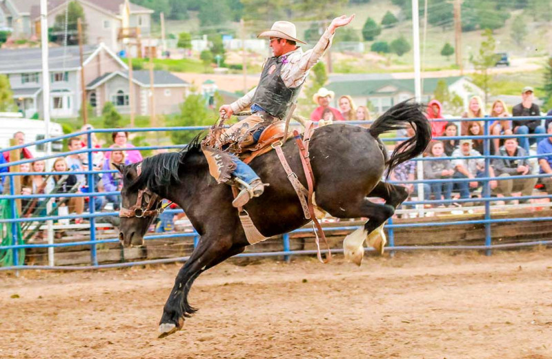 Rodeo at Best Western Plus Ruby's Inn.