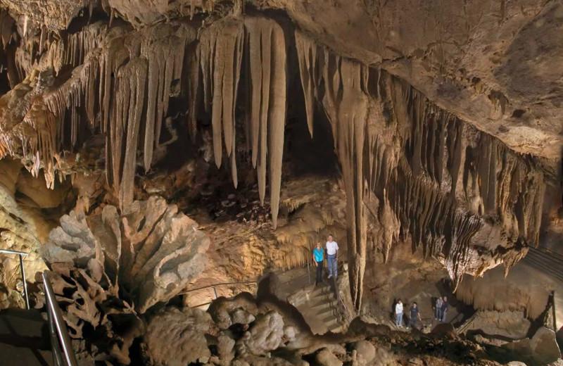 Cave near Tsasdi Resort.