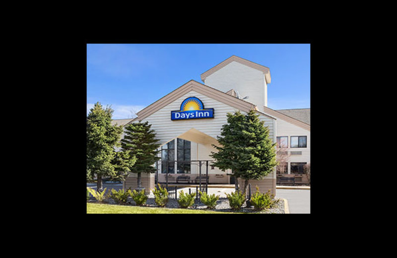 Exterior view of Days Inn Coeur d'Alene.