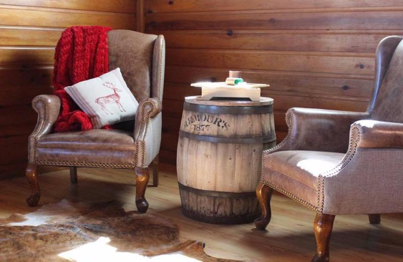 Chairs at Tsasdi Resort