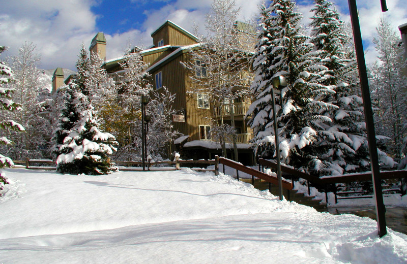Exterior view of Westwind at Vail.