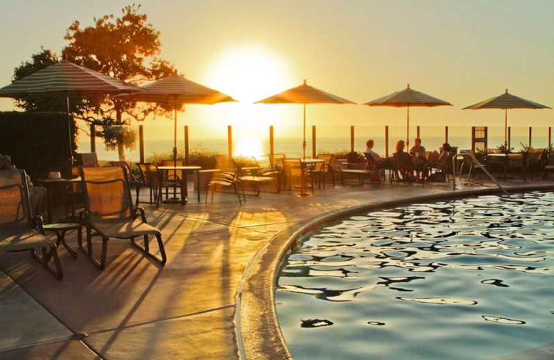 Adult Swimming Pool at the Carlsbad Seapointe Resort