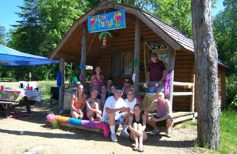 Summer Kickoff Weekend at Old Forge Camping Resort.