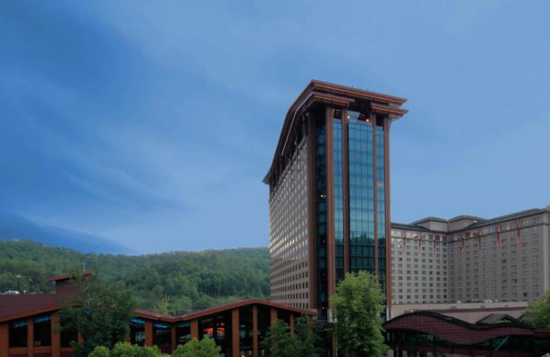 Welcome to Harrah's Cherokee Hotel and Casino
