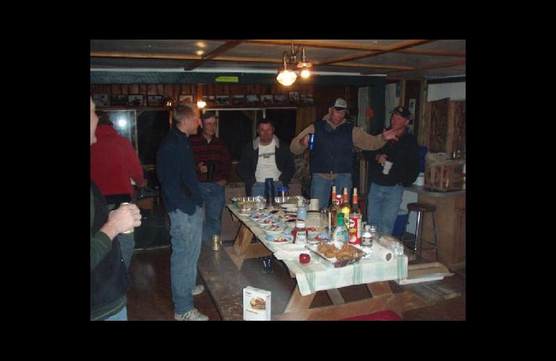 Group at Stokes Bay Resort.