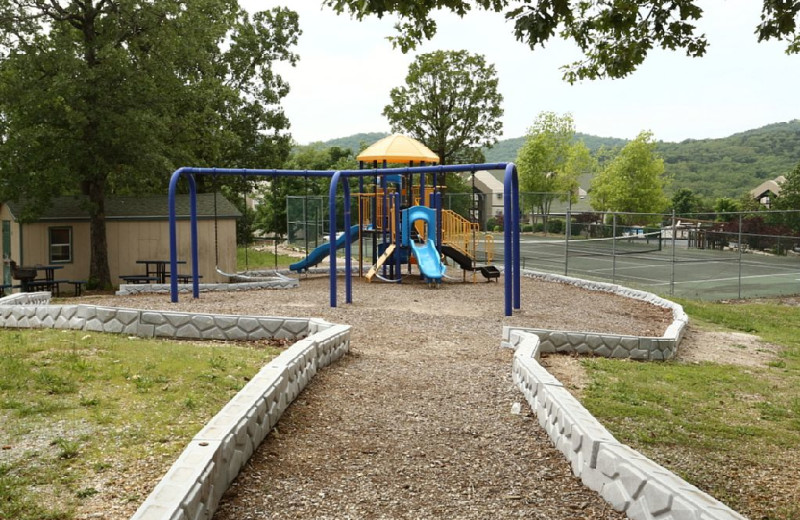 Outdoor playground at Clear Lake Investment, LLC.