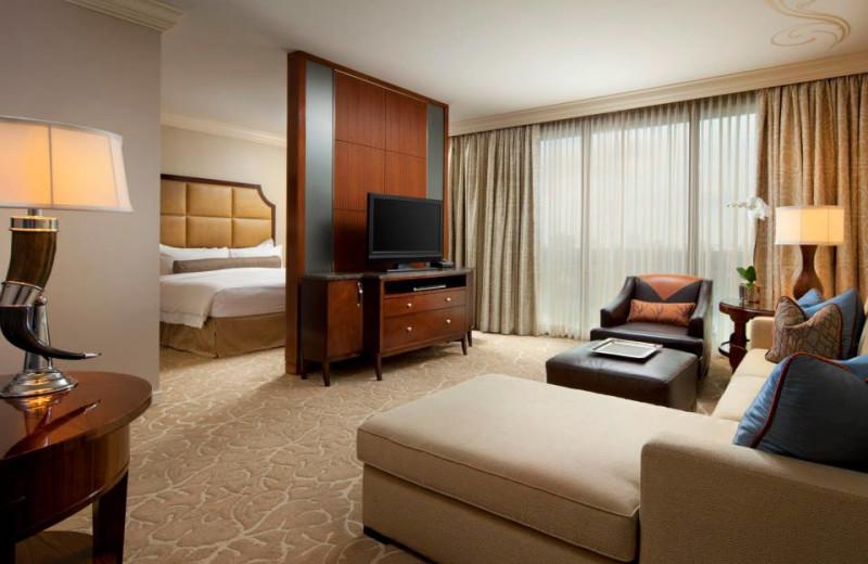Guest Suite at the St. Regis Houston