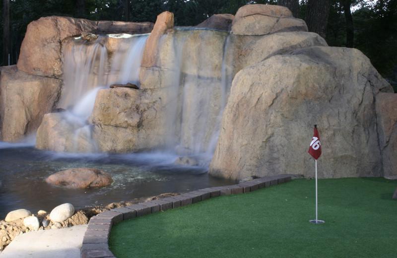 Golf course at Villages Resort.