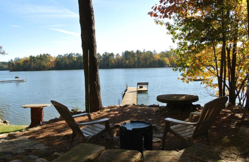Rental lake view at Redman Rental Group.