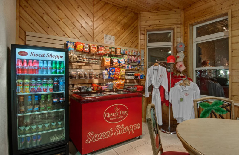 Sweets shop at The Cherry Tree Inn & Suites.