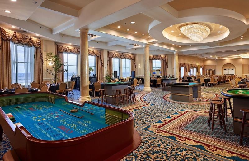 Lounge at Plaza Resort & Spa.