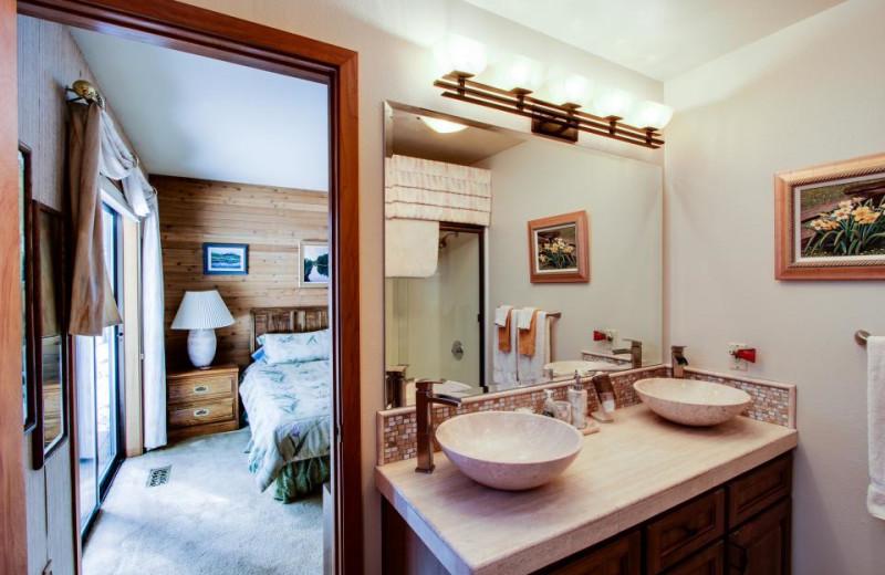 Vacation rental interior at Vacasa Rentals Eagle Crest.