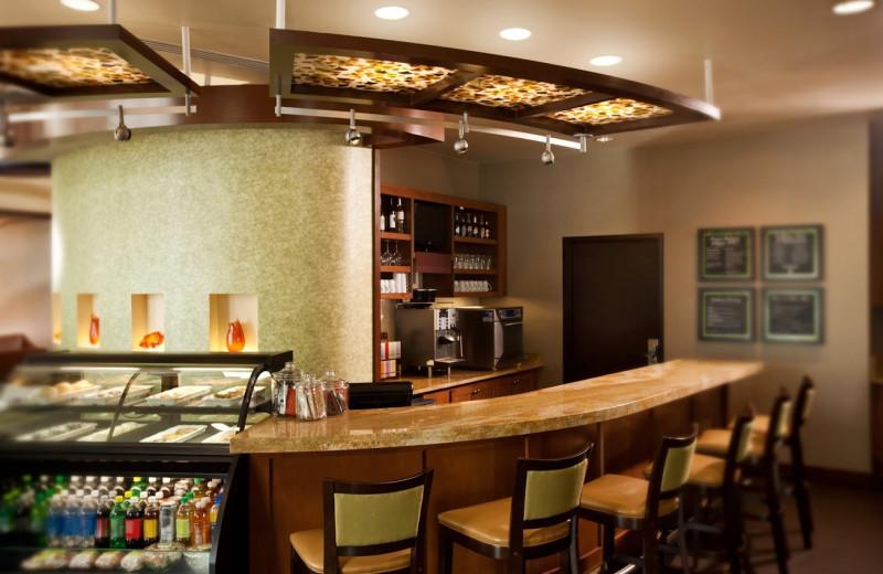 Dining at Hyatt Place Livonia.