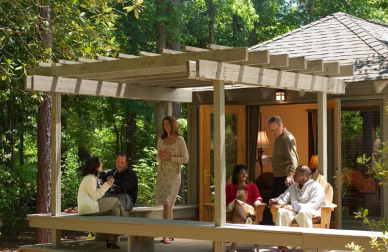 Relax On The Sun Deck At Callaway Gardens.