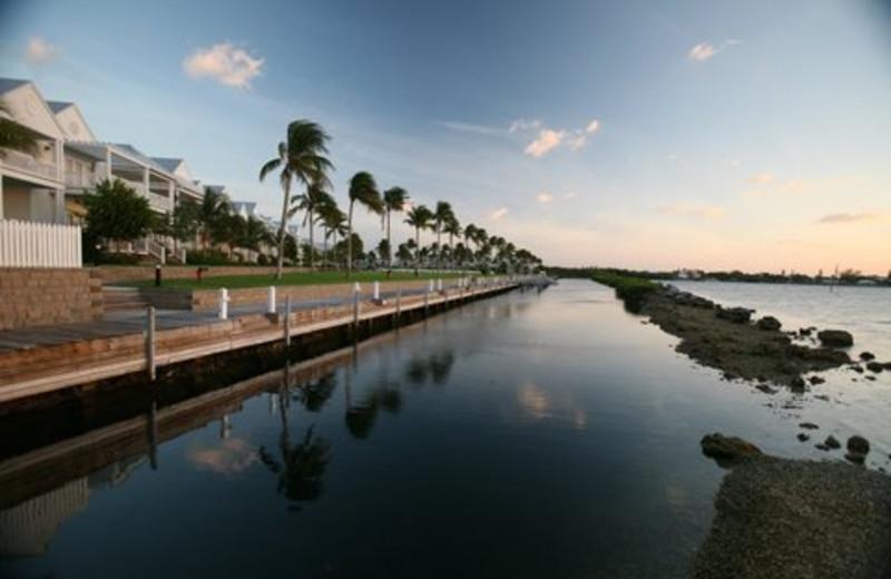 Oceanside view at KeysCaribbean