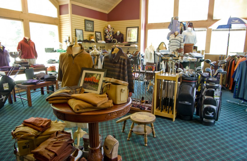 Shop at Laurel Ridge Country Club & Event Center.