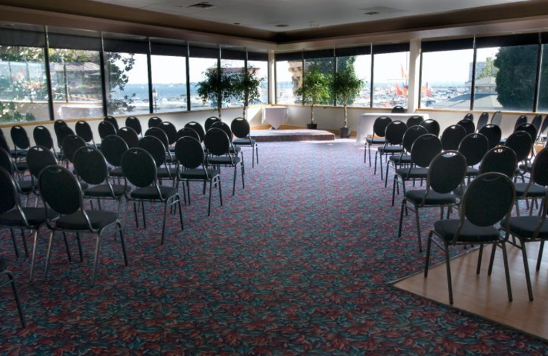 Meeting Room at the Confederation Place Hotel
