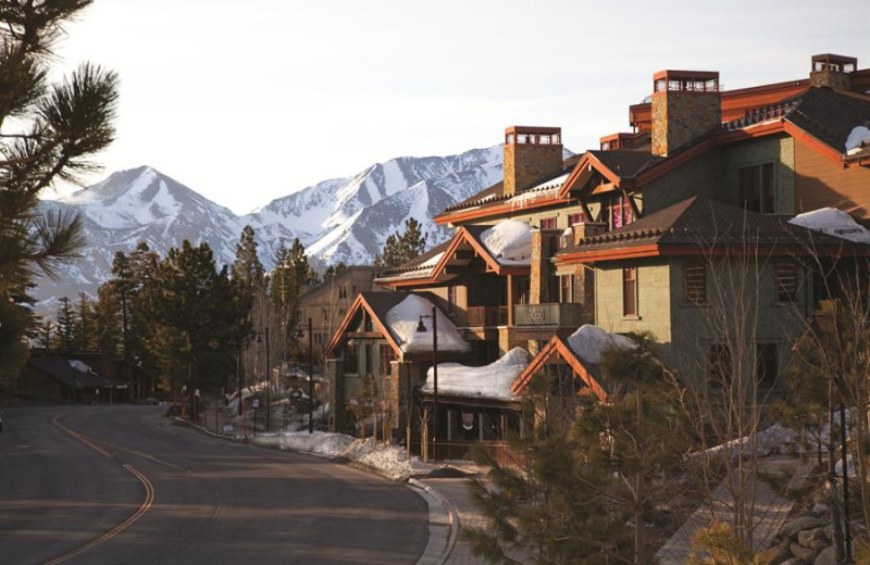 Exterior view of Mammoth 8050.