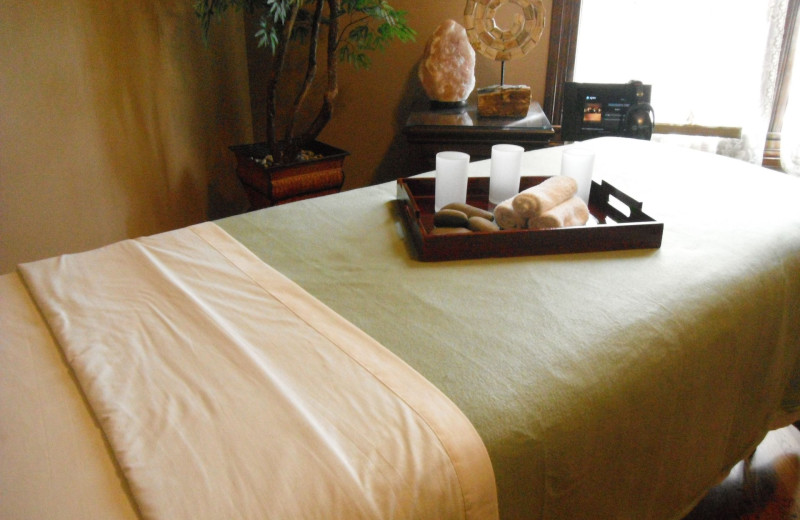 Spa at Queen Anne Mansion and Resort.