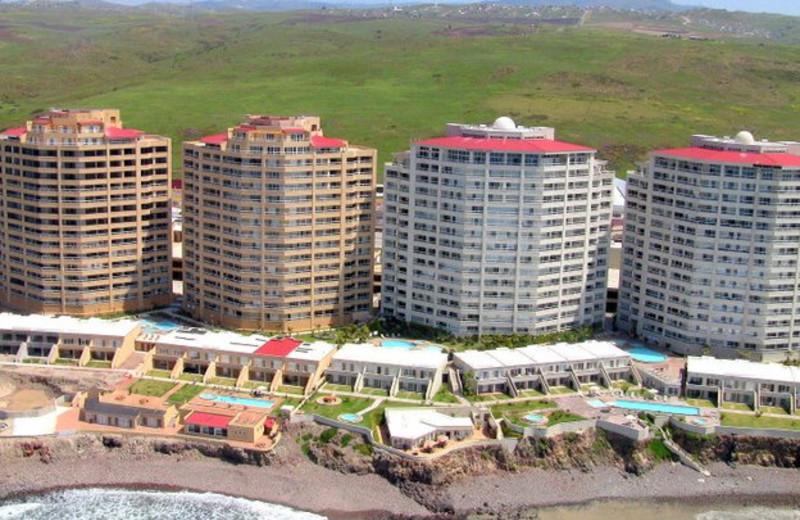 Rosarito Vistas at  Rosarito Inn Condominiums