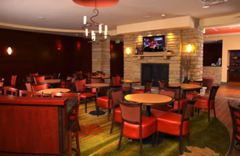 Dining Area at SpringHill Suites - Pigeon Forge