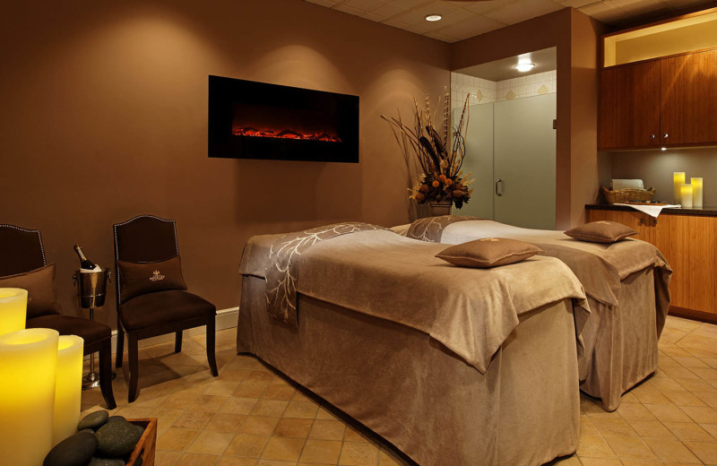 Spa at Hockley Valley.
