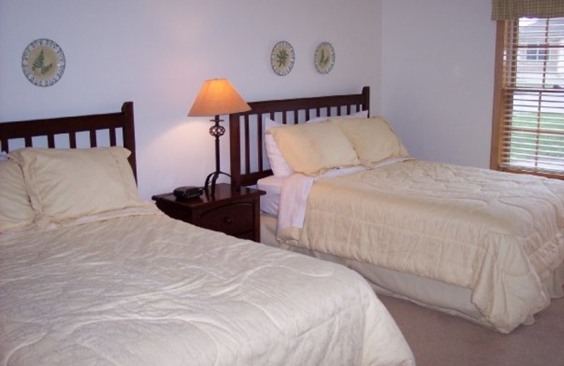 Guest Room at Meadow Ridge Resort