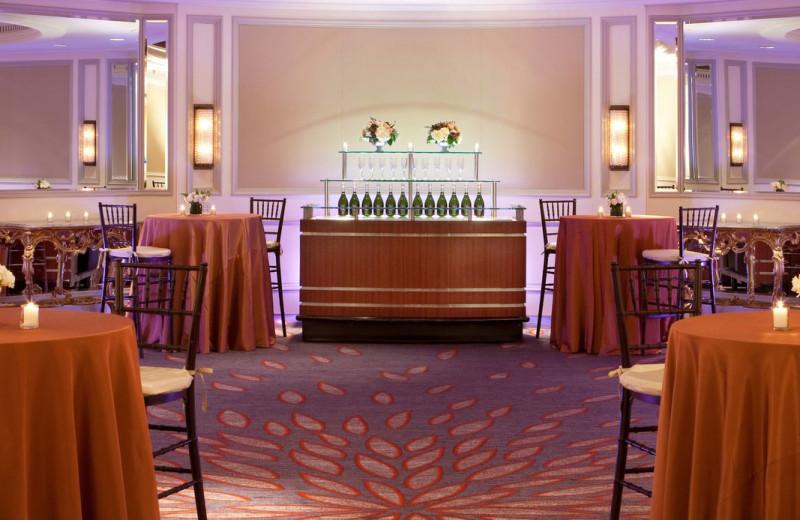 Get ready for a party at the Hyatt Regency Boston.