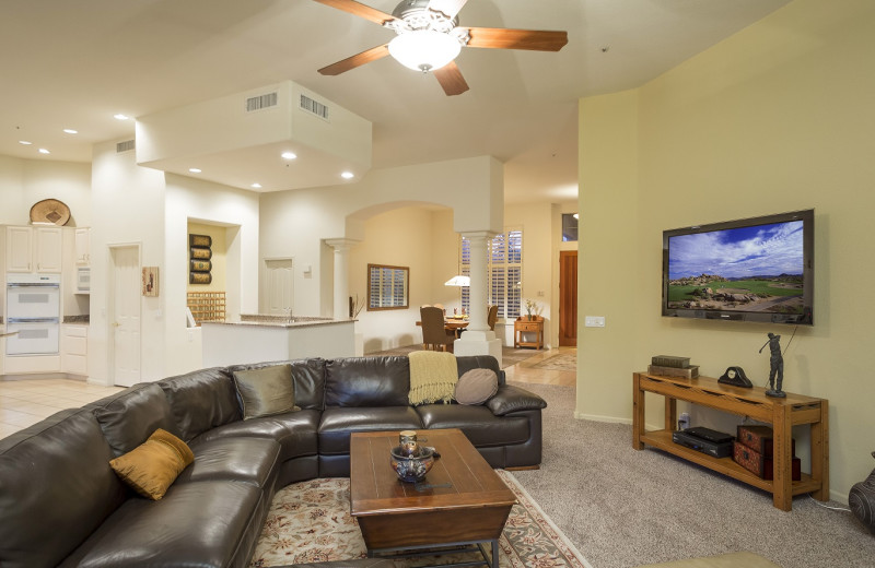 Rental interior at Padzu Vacation Homes - Scottdale.