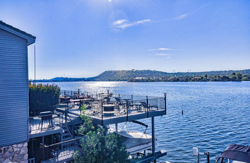 Rental lake view at All Seasons Accommodations, Inc.