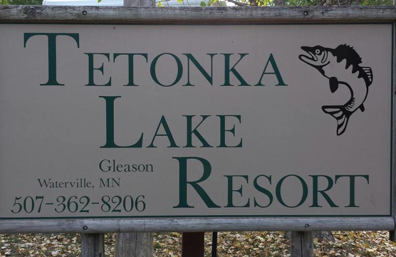 Welcome to Tetonka Lake Resort.